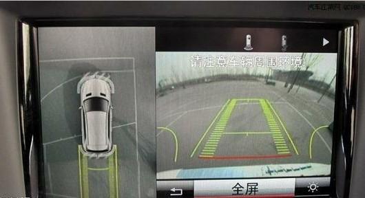 汽车360度全景摄像头是什么?有什么用吗?